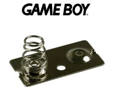 Game Boy Original: Battery Terminals Spring Contacts AA Size