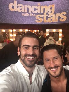 DWTS Season 22 wow he is a really good dancer + hes deaf awwww