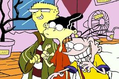 Ed Edd n Eddy Limbo Theory and other creepy kid's show theories like Rugrats and Flinstones.