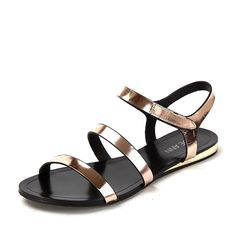Summer sandals/Female summer shine leather shoes ** Continue to the product at the image link.
