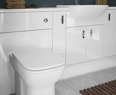 Lucia - Our units are available in a range of sizes for the perfect fit, for your ideal bathroom.
