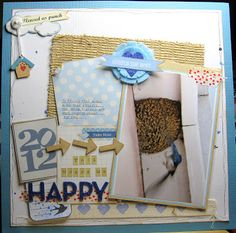 scrapbooking - for the love of paper: This Makes Me Happy.