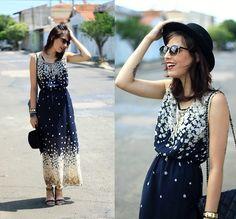 Yes Style Maxi Dress, Zero Uv Sunnies, Elephant Necklace
