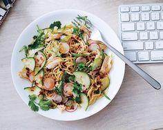 How to Make a Cold Noodle Salad - Bon Appétit | Bon Appetit