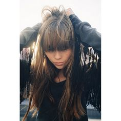 I want her bangs