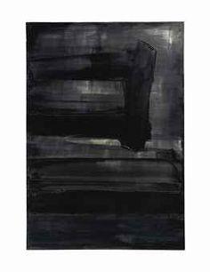 Peinture, 128 x 88cm., 12 février 1960