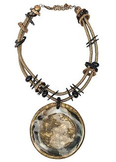 Gambia Necklace by Pia Rossini