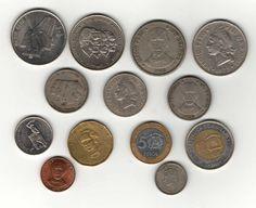 Monedas De Republica Dominicana Todas Diferentes 13 Monedas