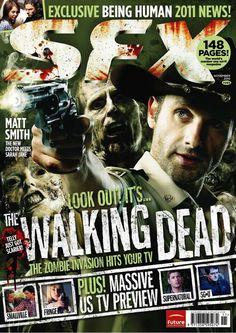SFX Magazine (The Walking Dead)