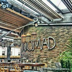 Nomad Skybar in București, București