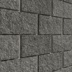 Solitary Split Face  Main Image Concrete Block Retaining Wall, Retaining Walls, Concrete Blocks, Masonry Blocks, Tile Floor, Flooring, Face, Tile Flooring, Wood Flooring