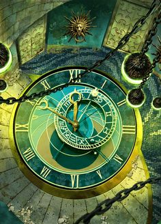 The Time Keeper's Key