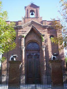 Iglesia - Carlos Keen