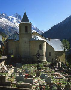 Saint-Christophe en Oisans, Rhone Alpes, France Copyright: Alain Herrault