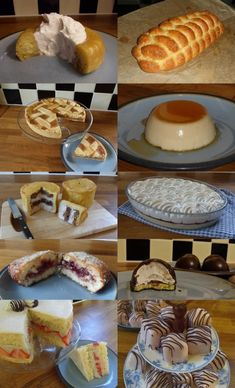 The Great British Bake Off - Technical Challenges. Gluten-free versions