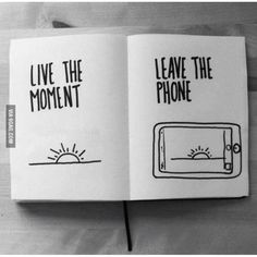 Leave the Phone