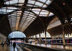 Paddington Station Roof | Flickr - Photo Sharing!