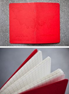 . They are planning a Kickstarter for October to fund the initial print run of 1,000 notebooks.