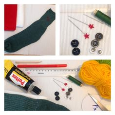 Die Geschichte vom kleinen grünen Monster – oder – Ich war eine Tennissocke – Lilamalerie.de Sock Puppets, Hand Puppets, Diy And Crafts, Crafts For Kids, Teaching Spanish, Activities For Kids, Socks, Monster, Paper Crafts For Kids