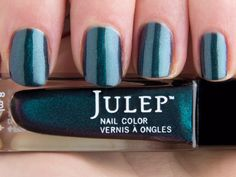 Julep - Angela swatched on nail wheel. $4 shipped. SWAP MUA diann_co