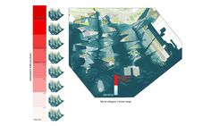 storm water flooding mitigation through conscious design [ltl architects] Landscape Architecture Drawing, Landscape Concept, Ltl Architects, Flood Mitigation, Water Modeling, Cartography, Presentation, Diagram, Architectural Models