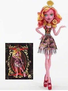 Monster High Freak Du Chic - Gooliope Jellington Doll