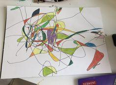 2v kanssa taiteilua