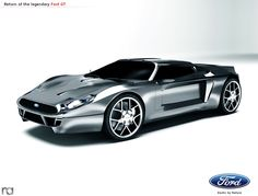 FORD GT 2014
