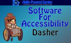 Software for Accessibility - Dasher Typing Software