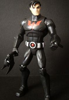 Toyriffic: Total Heroes Ultra Batman Beyond Batman Stuff, Batman Beyond, Catwoman, Harley Quinn, Comic Books, Cartoon, Superhero, Comics, Toys