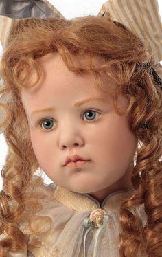 Frederike With Girl Doll | Hildegard Gunzel