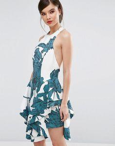 b5a71a57e C Meo Collective Enlighten Print Mini Dress - Multi