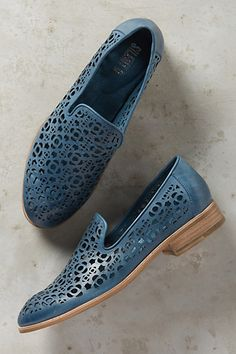 Cashew Loafers #anthropologie