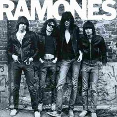 Ramones - 1º Lp - 1976 - 180 Gr.