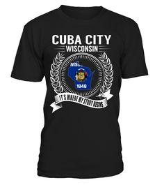 Cuba City, Wisconsin - It's Where My Story Begins #CubaCity