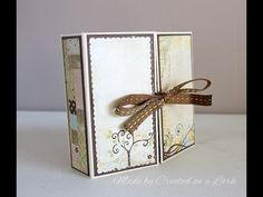 *SOLD* Baby's First Year Mini Album Simple Stories