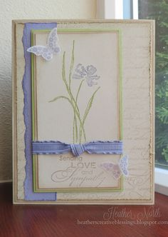 Creative Blessings: Love and Sympathy