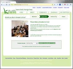 Kiva.org helps us support micro-startups by GetViable