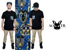 ALWAYS ON THE RUN | AFRICAN DREAM | AUSTRALIAN STREETWEAR | #alwaysontherun #streetwear #streetstyle The Africa Tribal Tee  #streetwear #streetstyle #skateboarding