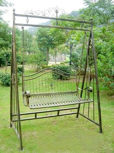 iron swings 004-Wrought iron,wrought iron components,wrought iron baluster,panel,scroll,iron railing parts,iron beds,iron window grill,wrought iron manufacturer