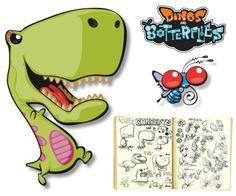 Board Game Character and Logo Design - Stephen Li, 2012 Media Design, Student Work, Game Character, School Design, Board Games, Creativity, Logo Design, Animation, Digital