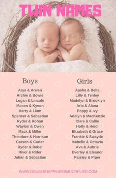 baby names Find a name for your baby! Unable to find the rig… baby names Find a name for your baby! Unable to find the right names for your twins? Here is a list – Baby Names Boy – Ideas for Baby Names BoyHere # Twin Baby Names, Modern Baby Names, Baby Girl Names Unique, Unusual Baby Names, Cute Baby Names, Baby Twins, Baby Baby, Twin Baby Boys, Unique Names For Boys
