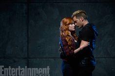 Clary & Jace #Shadowhunters Season 1