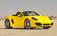 2013 Porsche Boxster S.
