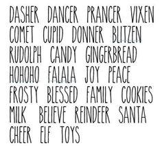 christmas decals farmhouse rae dunn on Mercari Christmas Decals, Christmas Svg, Country Christmas, Christmas Holidays, Christmas Decorations, Elf Toy, Ray Dunn, Monogram Decal, Vinyl Shirts