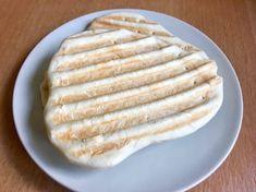 Einfaches Grillbrot mit Trockenhefe vom Kontaktgrill - OptiGrill Rezepte Barbecue Grill, Sandwiches, Food And Drink, Pie, Bread, Snacks, Vegan, Desserts, Super