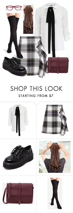 """Untitled #544"" by folledicolagiocattoli ❤ liked on Polyvore featuring Michael Kors, Public School, WithChic and A.J. Morgan"
