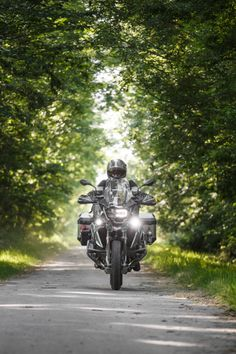 Full equiped BMW R1200GS 2013 with products from SW-MOTECH. #Motorcycle #Accessories