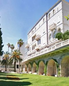 Grand Villa Argentina  ( Dubrovnik, Hrvatska Croatia )  Take time out from the tourist scrum in Dubrovnik and camp out in the hotel grounds. #Jetsetter