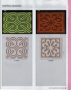 Crochet and arts: Crochet edges Crochet Round, Crochet For Kids, Crochet Motif, Crochet Doilies, Crochet Stitches, Knit Crochet, Crochet Patterns, Afghan Crochet, Filet Crochet Charts
